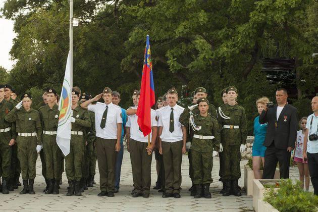 Unter der Leitung von Dmitry Rogozin wird in Russland ein interministerieller Rat für die patriotische Erziehung der Bürger eingerichtet