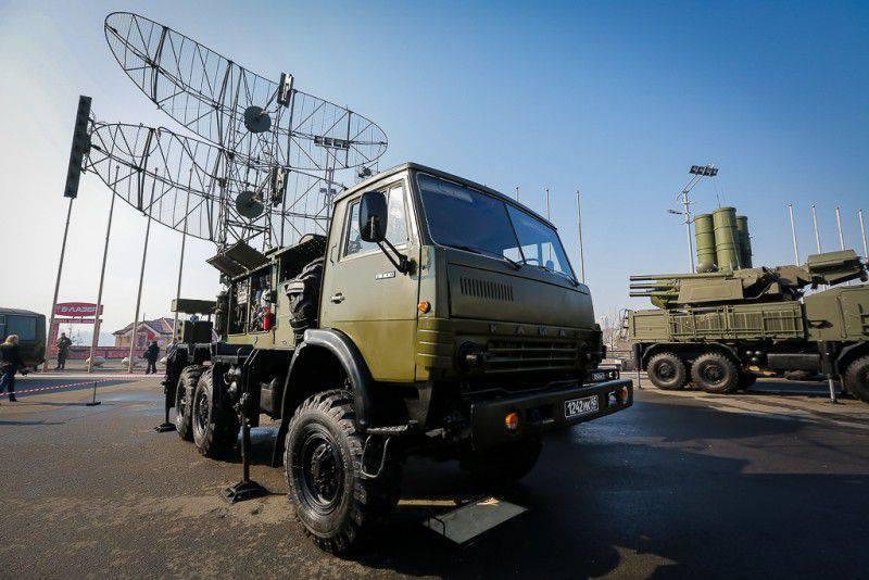 """Les unités EW du district central recevront un complexe """"Borisoglebsk-2"""""""