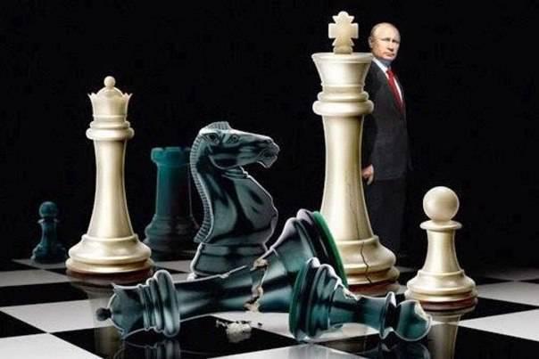 Não faça sem Putin