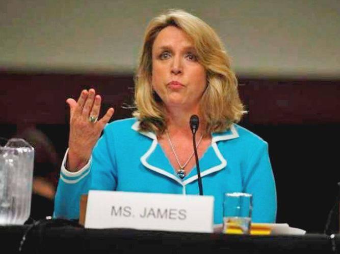 US-Luftwaffenminister: Russland ist die größte Bedrohung für die amerikanische Sicherheit