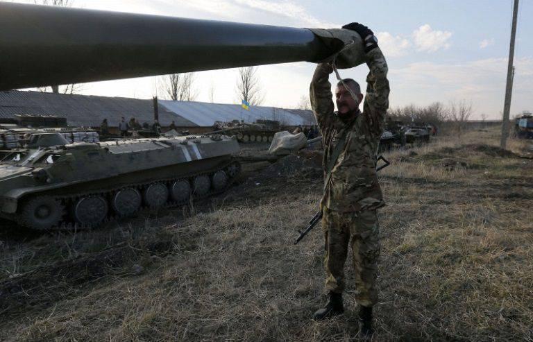 «Ukroboronprom» pour l'année a augmenté la production militaire à l'époque 36