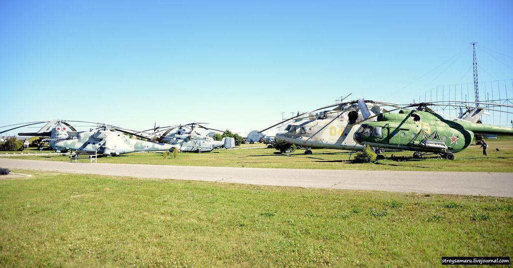 Самолеты технический музей ваза тольятти