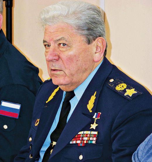 Deinekin: à l'époque soviétique, l'armée de l'air perdait chaque année au profit de la division aérienne