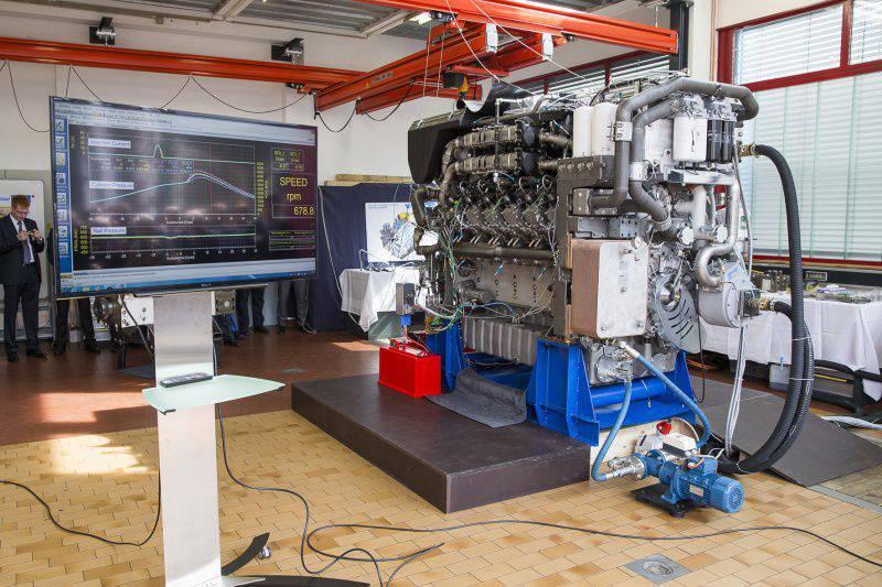 Les fabricants de moteurs diesel pour navires ont reconnu que les critiques de Chirkov étaient justes