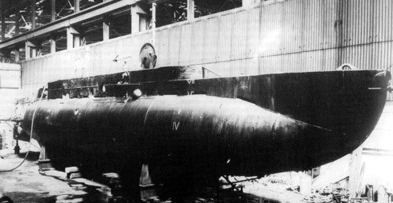 Ultra-petits sous-marins X (UK)