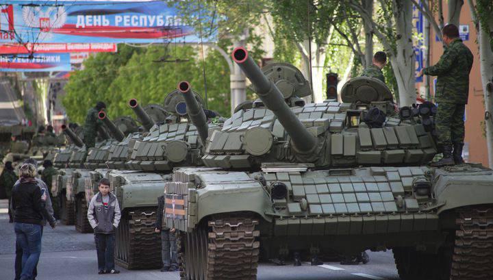 Ungebogen Donezk