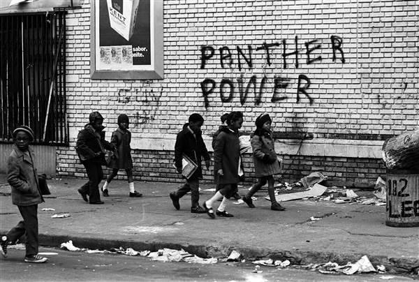 """""""Black Panthers"""". Das FBI nannte sie den gefährlichsten Gegner des amerikanischen Staates."""