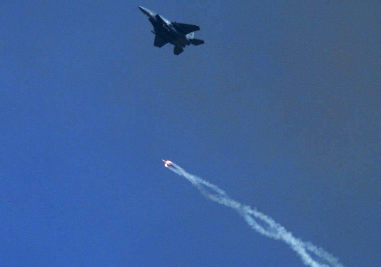 In den USA wurde eine modernisierte Atombombe ohne Sprengköpfe getestet