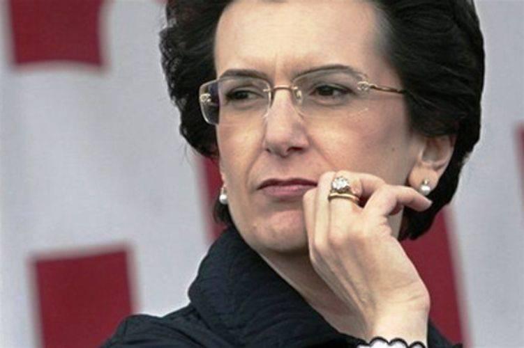 Burjanadze: les nominations à l'état des anciens responsables géorgiens parlent de l'incompétence de Kiev