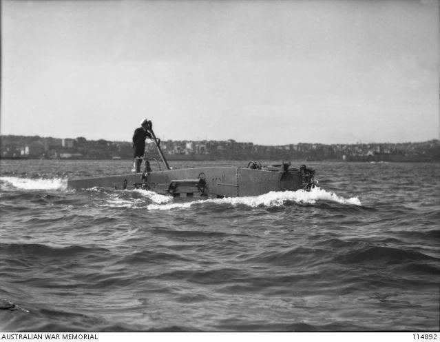 Ultrakleine XE-U-Boote (Großbritannien)