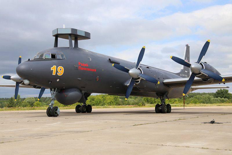 """""""Ilyushin"""" assinou um novo contrato para a modernização do IL-38"""