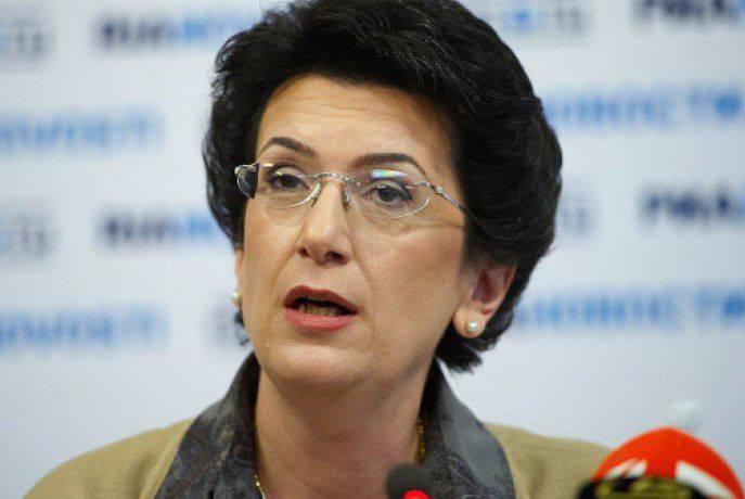 Burjanadze: la Crimée restera russe