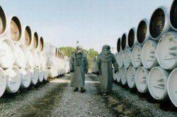 """Destruição de armas químicas: """"alturas abertas""""?"""