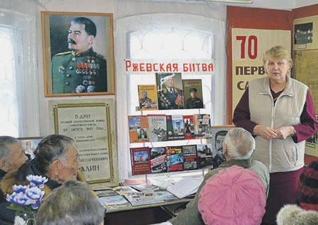 Geheimnisvolle Reise des Höchsten weg von der Schlacht von Kursk