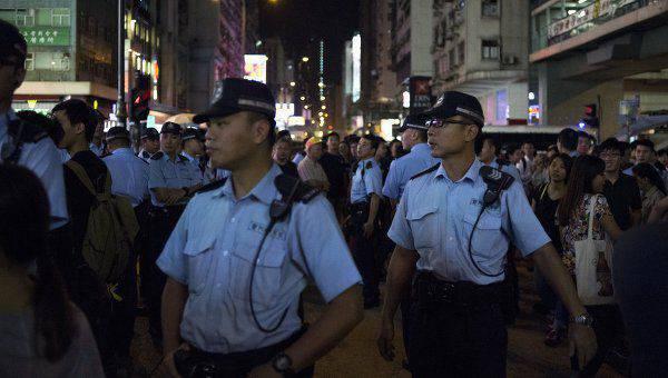 Département d'État américain: La nouvelle loi chinoise sur la sécurité nationale couvre les violations des droits civils