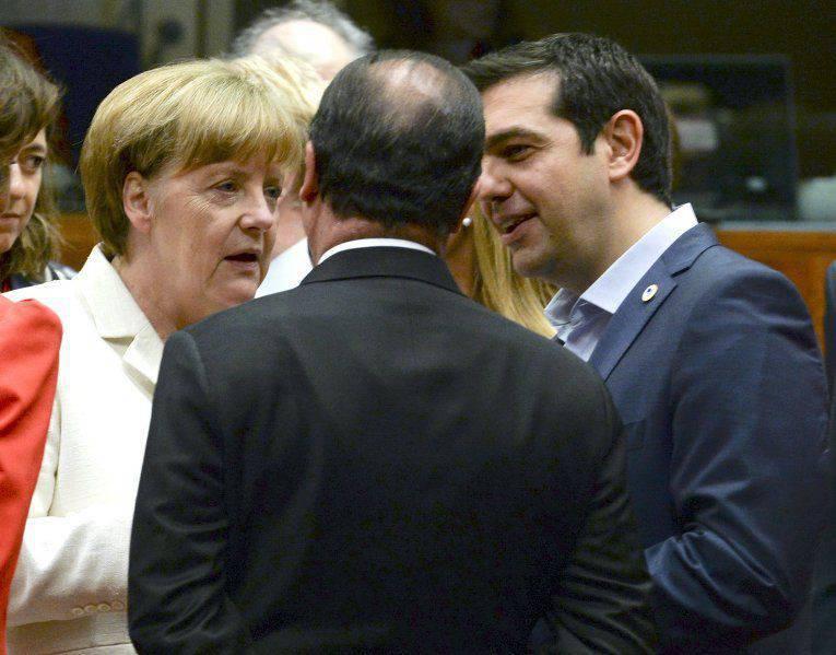 """Medien: Merkel arrangierte das """"exponentielle Ertrinken"""" Griechenlands"""