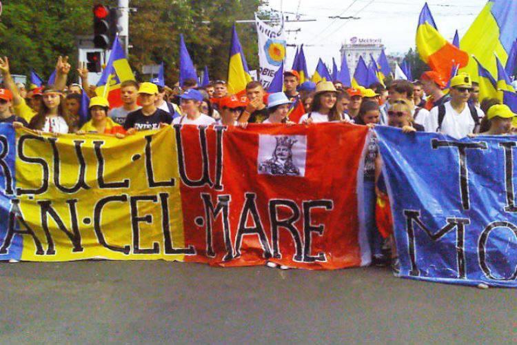 Der rumänische Präsident bewundert die Aktion der Unterstützer der Vereinigung mit der Republik Moldau