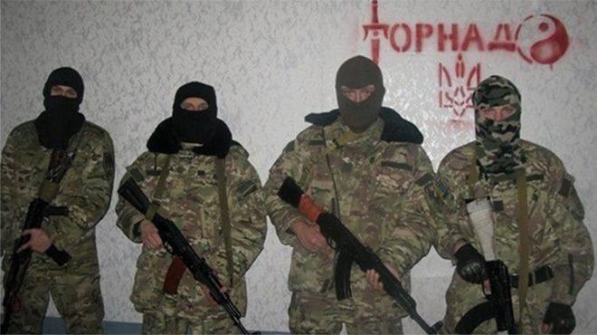 Die Generalstaatsanwaltschaft der Ukraine verdächtigt Tornado-Kämpfer, Kinder missbraucht zu haben
