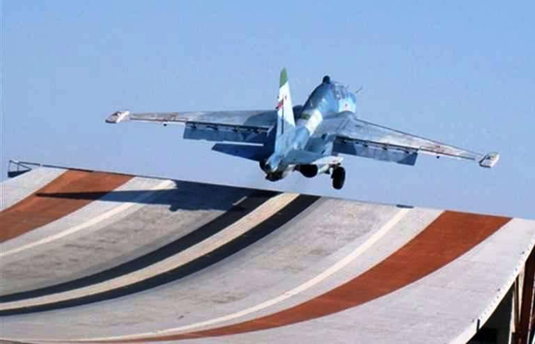Os pilotos da SF começaram a treinar na Crimeia no simulador NITKA
