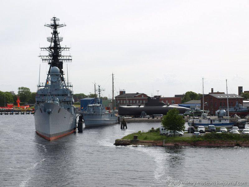 Musée naval allemand à Wilhelmshaven (Deutsches Marinemuseum Wilhelmshaven)