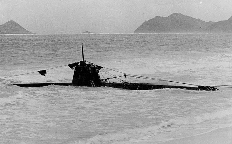 超小型A型潜艇(日本)
