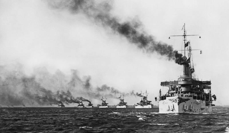 Sur la tactique possible des Russes à Tsushima (commentaire détaillé)