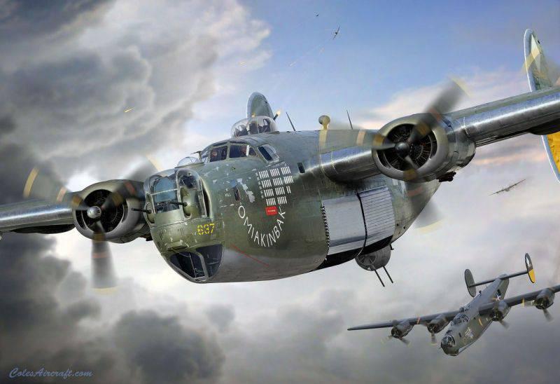 En büyük ağır bombardıman uçağı