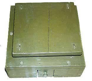 La première mine antichar soviétique T-4