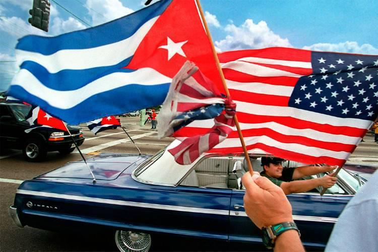Castro, geben Sie das Eigentum zurück!