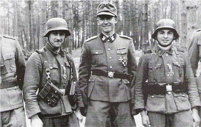 """22 июля 1944 года под Бродами войсками 1-го Украинского фронта была разгромлена дивизия СС """"Галичина"""""""