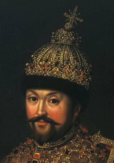 "Tsar - ""persil"". Mystère de l'avènement des Romanov"