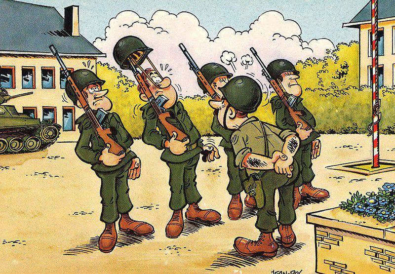 Картинки про военных с юмором