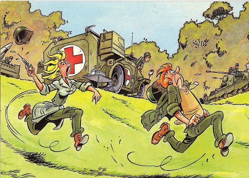 Картинки военные с юмором, наставлениями