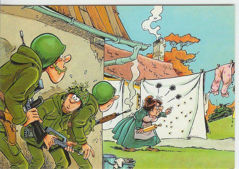 Прикольный рисунок военного, отпечатков рук полгодика