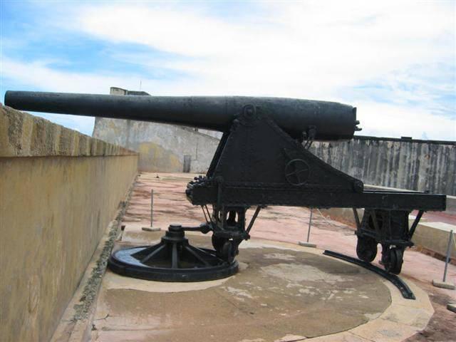 요새 포병 1914 - 1918