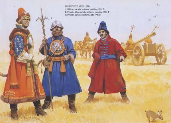 """""""Soldati"""" di Ivan il Terribile"""