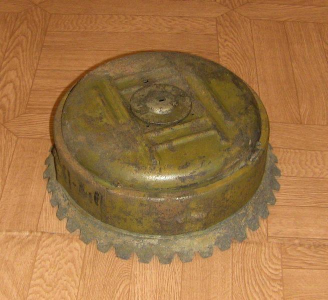 対戦車地雷PMZ-40