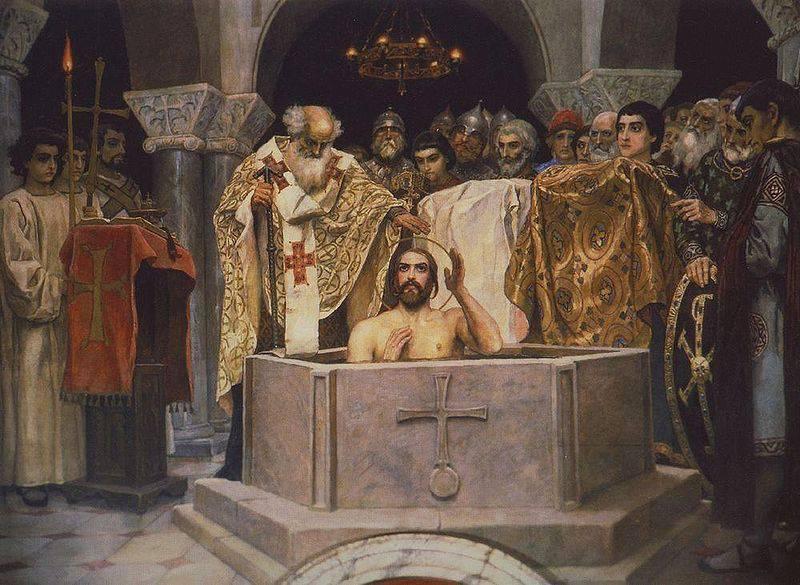 「聖なる」王子ウラジミールの問題について