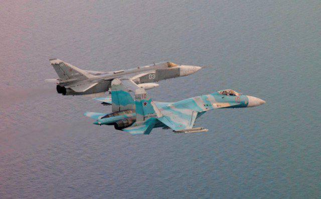 海軍航空クルーを集めているバルト艦隊