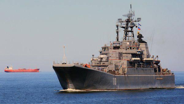 Editorialista americano: la dottrina marittima russa comporterà decenni di scontri con gli Stati Uniti