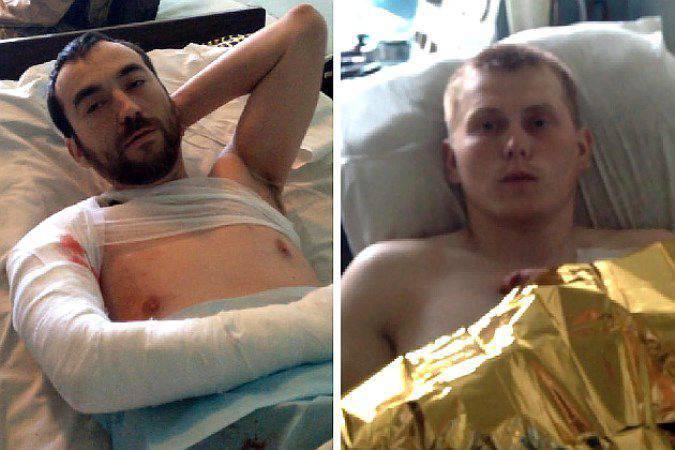 メディア:2人のロシア人が捕獲されたウクライナの治安当局者と交換した