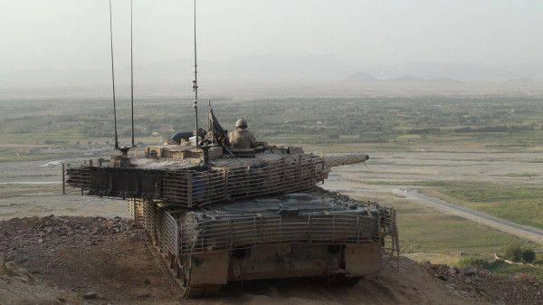Fusione nell'industria corazzata come test morale per Berlino