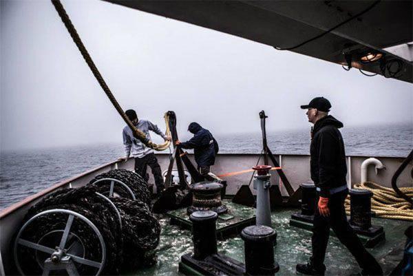 Quel sous-marin a découvert les Suédois?