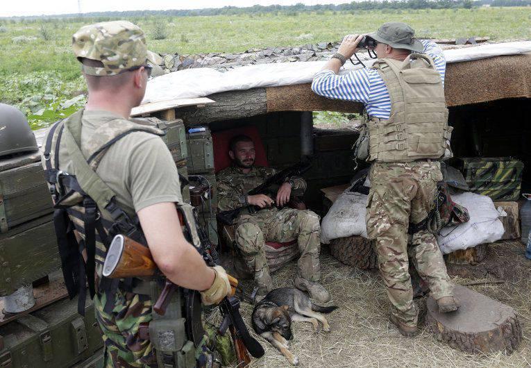 Nello stato maggiore delle forze armate ucraine, hanno ammesso di aver talvolta condotto il fuoco di artiglieria su oggetti civili delle repubbliche autoproclamate