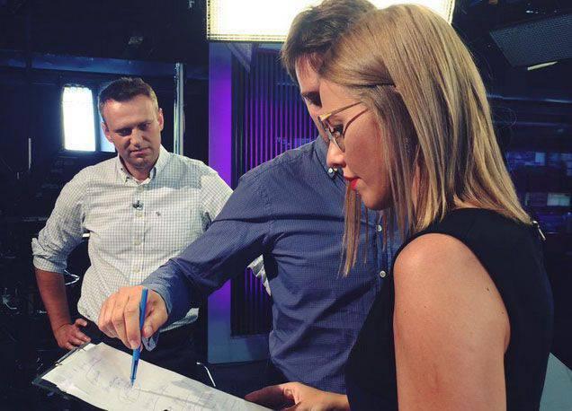 Sobchak nombró un lugar de posible emigración - Riga