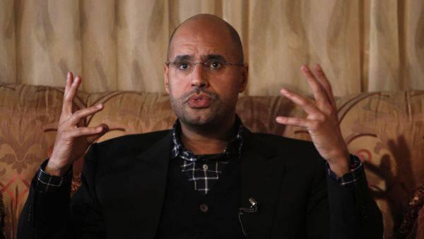 Libya Ceza Mahkemesi, Muammer Kaddafi'nin oğlunu en yüksek cezaya çarptırdı