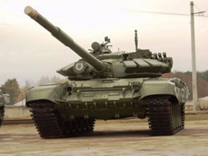 専門家達はベラルーシの近代化ビタズT-72を批判した