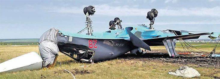 Les accidents aériens en Russie: le syndrome post-80