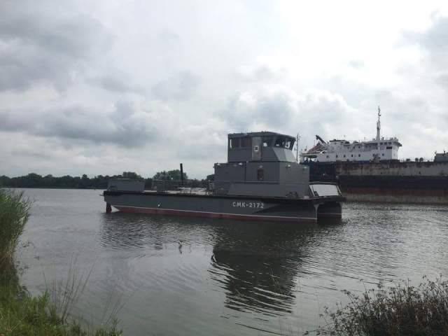 ロシア海軍は新しいモジュラーボートを補充しました