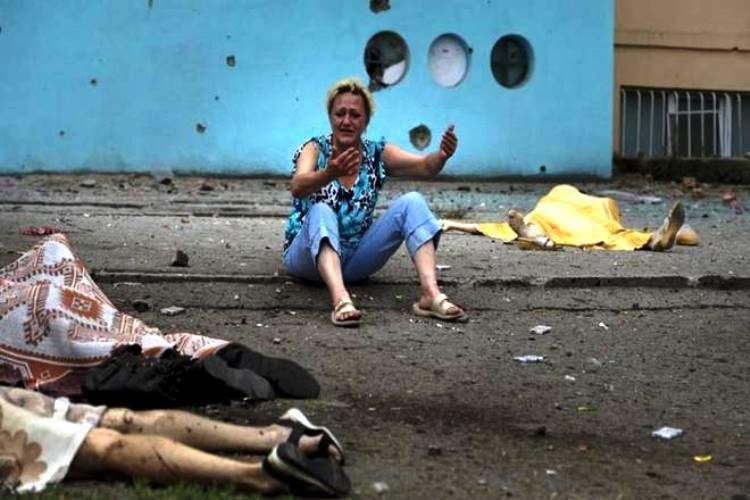 ONU: il numero di vittime nel Donbass è vicino a settemila